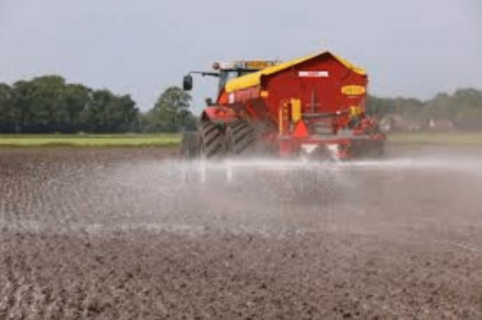 Bekalken van maisland
