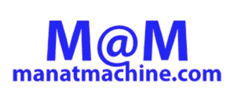 manatmachine logo